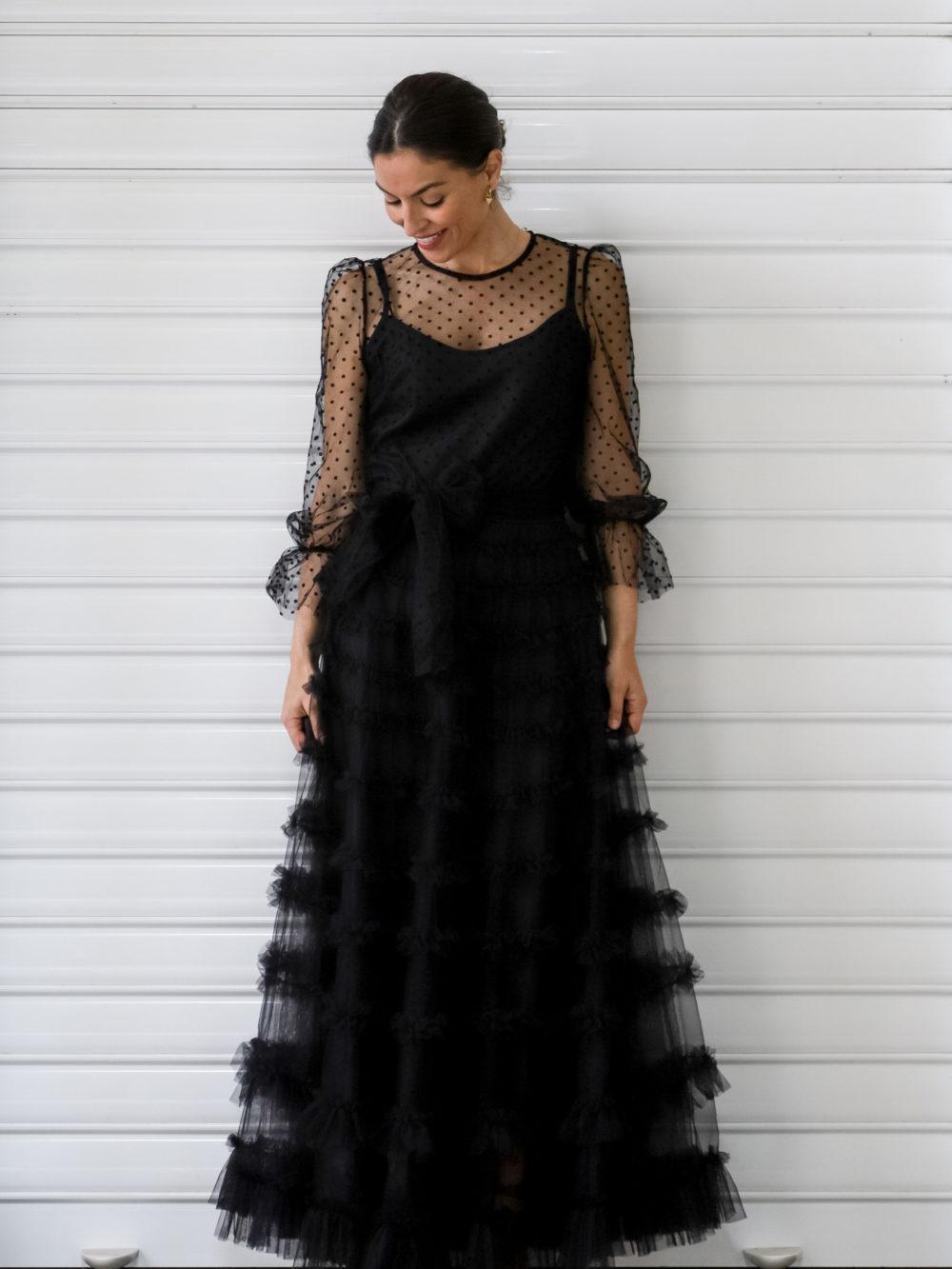 Look I love black